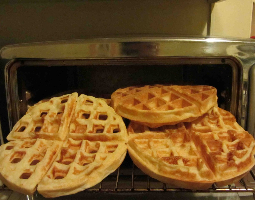 Brown Butter Waffles – What's Dorothy Eating Now?