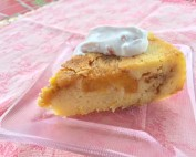 Apricot Ricotta Cake recipe by Dorothy Calimeris