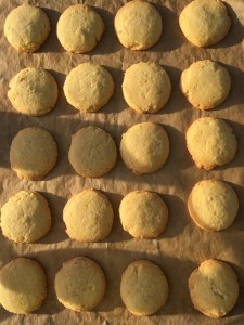 Dorothy Calimeris bakes Irish Shortbread Cookies
