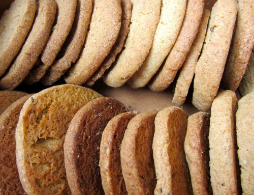 Recipe: Basic Shortbread Cookies
