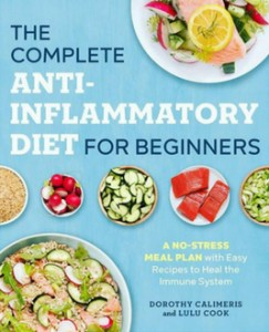 The Complete Anti-Infammatory Diet For Beginners book cover
