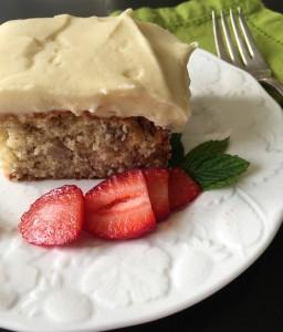 Banana Snack Cake recipe by Dorothy Calimeris