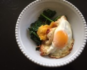 Image of Recipe by Dorothy Calimeris: Butternut Mash. Includes egg, butternut squash, egg.