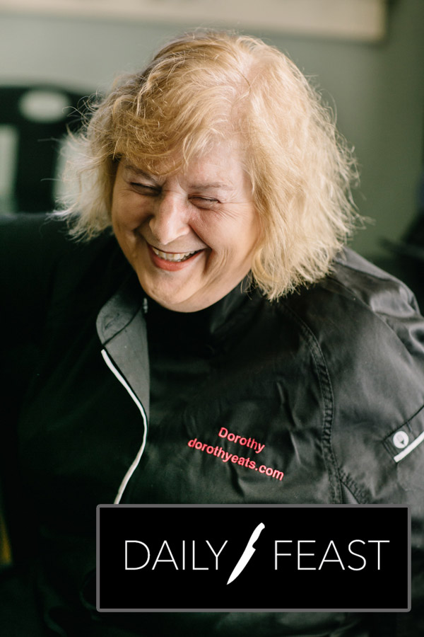 Dorothy Calimeris created the Whole Body Wellness Box for Daily Eats