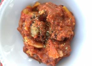 Lamb Stew a la Lidia recipe by Dorothy Calimeris